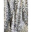"Plutus Brands Snow Leopard Faux Fur Gray Luxury Throw 60""W x 90""L (PBEZ1665-6090-TC)"