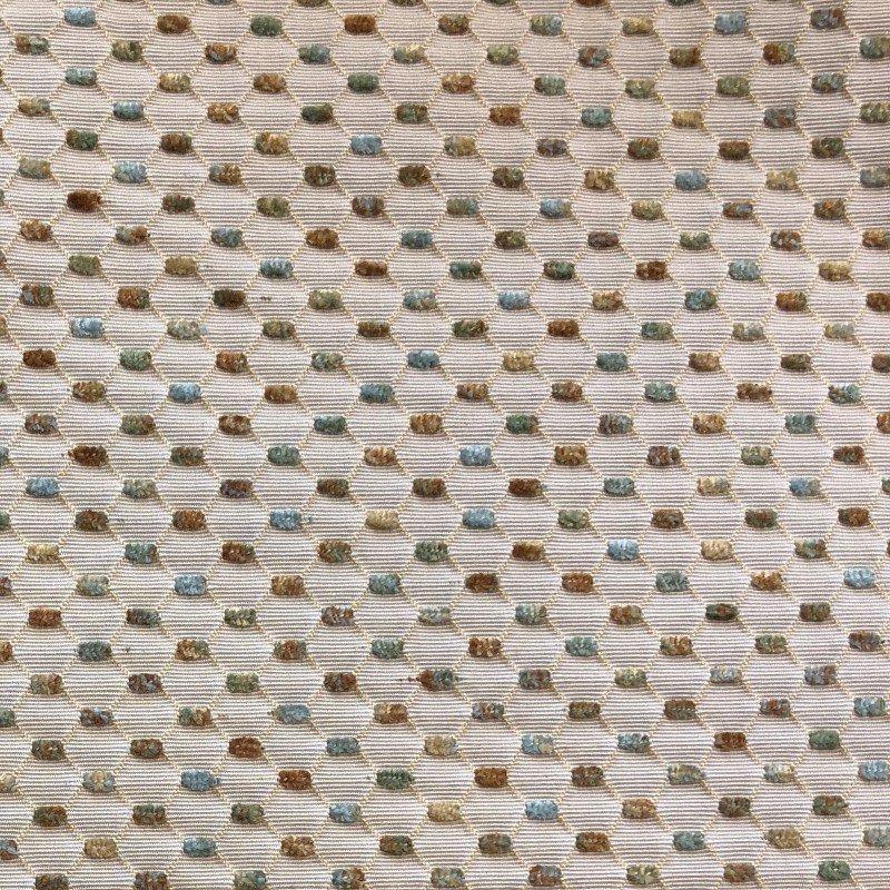 "Plutus Brands Sweet confetti Multicolor Luxury Throw Pillow 26"" x 26"" (PBKR1926-2626-DP)"