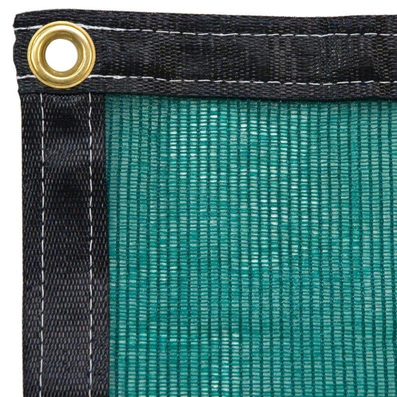 Poly-Tex 8 x 8 Shade Cloth in Green