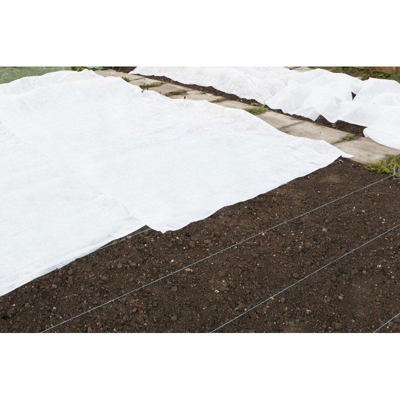 Poly-Tex Frost Blanket 2.5 oz-8' x 250' in White