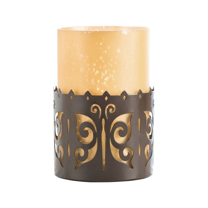 Pomeroy Butterfly Pillar Holder (687501)