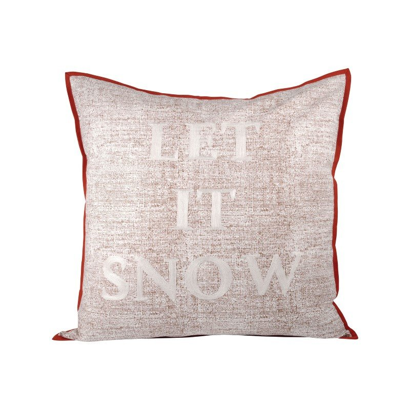 Pomeroy Let It Snow 24x24-inch Pillow (903229)