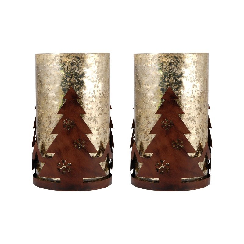 Pomeroy Tree Luminarias (Set of 2) (519338/S2)
