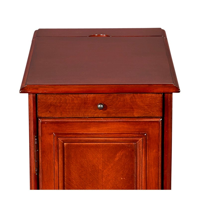 Powell Home Fashions Butler Hazelnut Accent Table (15A2017H)