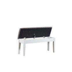 Powell Home Fashions Jane Storage Bench (15D8153B)