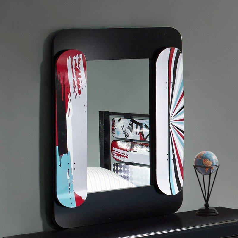 Powell Home Fashions Kickflip Mirror (16Y8184MR)
