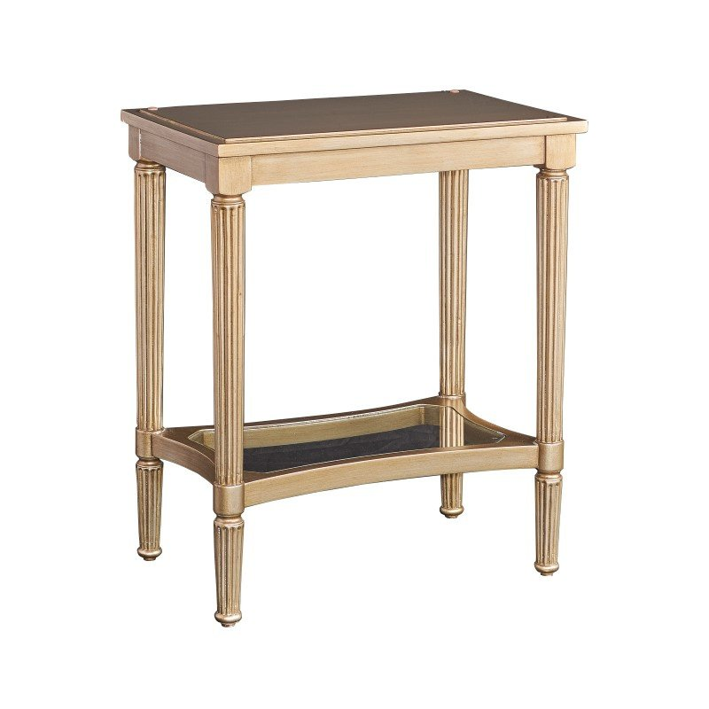 Powell Home Fashions Masterpiece Mia Serving Tray Table (16A8223ST)