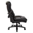 Pro-Line II Big and Tall Deluxe High Back Bonded Leather Executive Chair with Padded Flip Arms