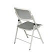 Pro-Line II Deluxe Folding Chair With Beige ProGrid Seat and Back