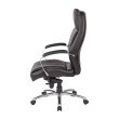 Pro-Line II Deluxe High Back Executive Black Bonded Leather Chair