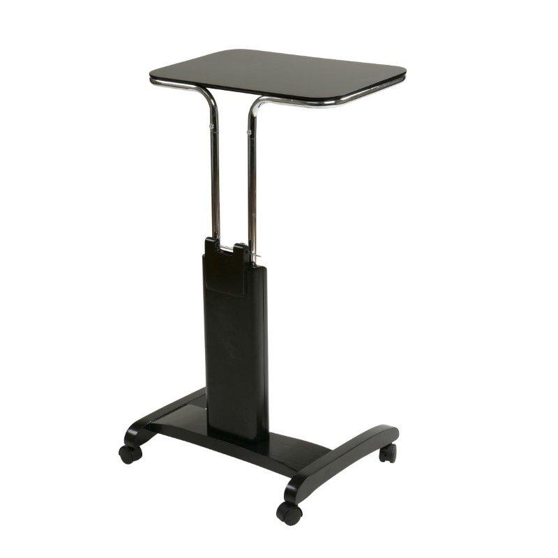 Pro-Line II Precision Laptop Stand in Black Finish
