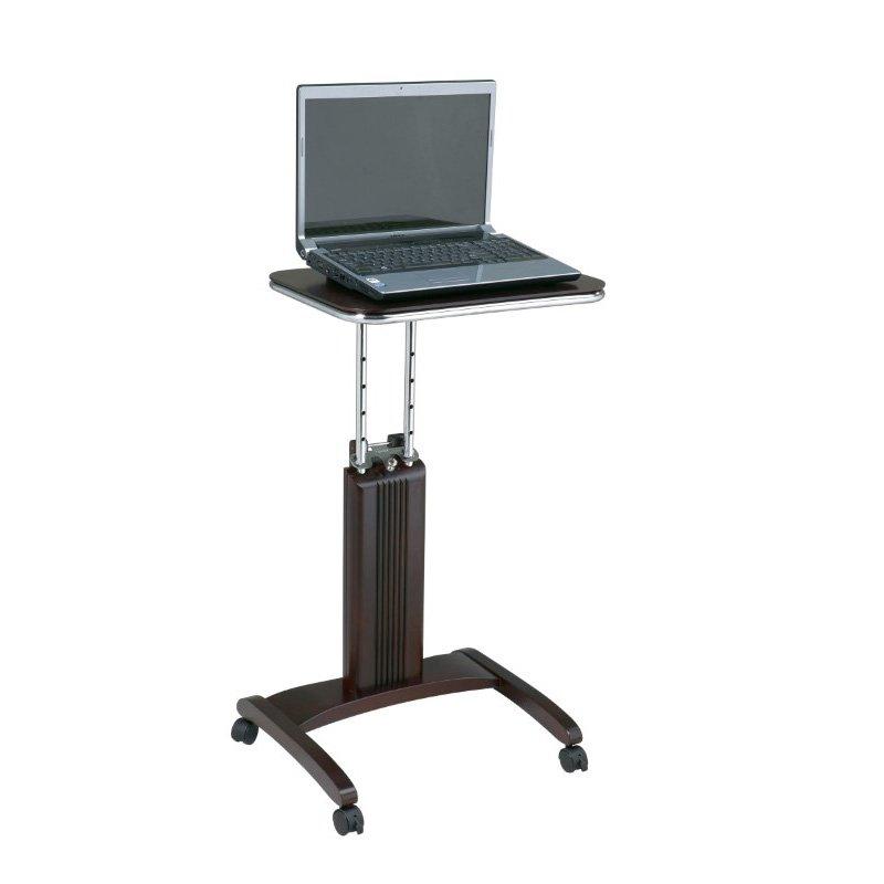 Pro-Line II Precision Laptop Stand in Espresso Finish