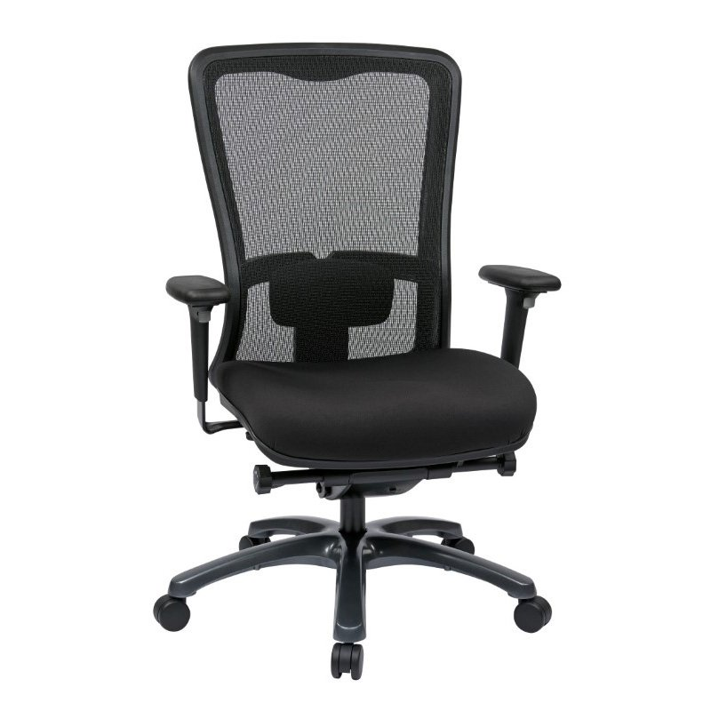Pro-Line II ProGrid High Back Chair in Coal