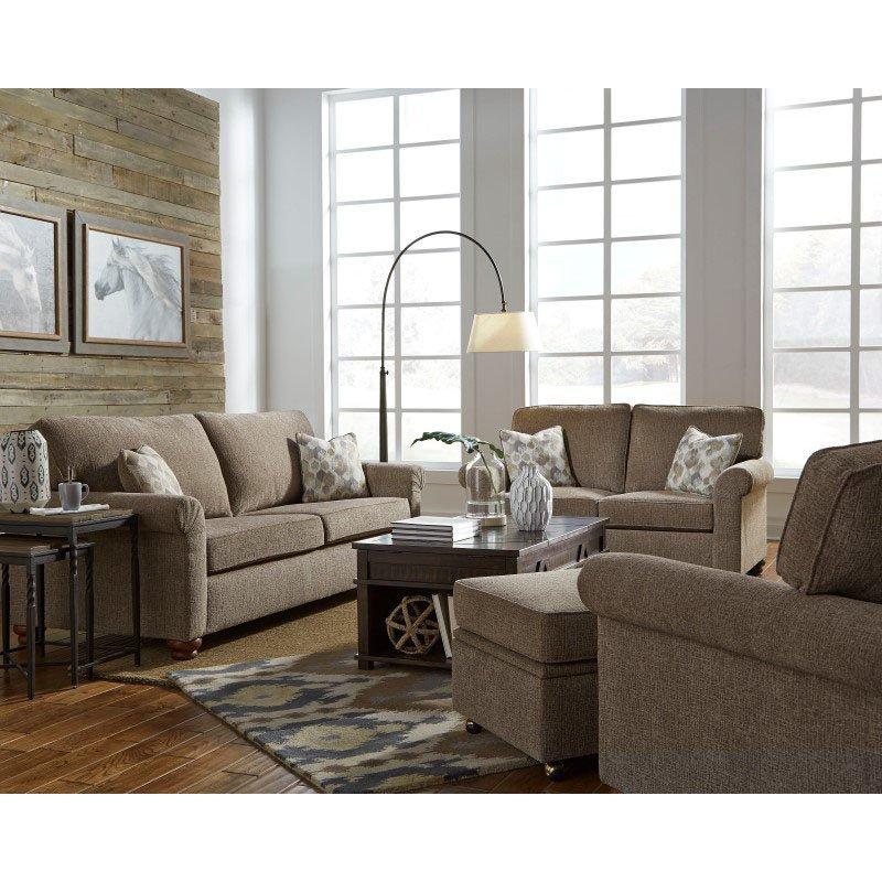 Progressive Furniture Aubrey Chair in Pewter (U2031-CH)