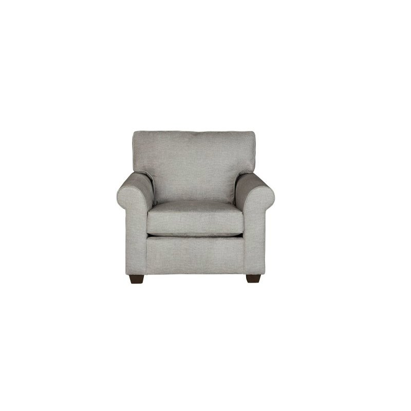 Progressive Furniture Emery Chair in Gray (U2012-CH)