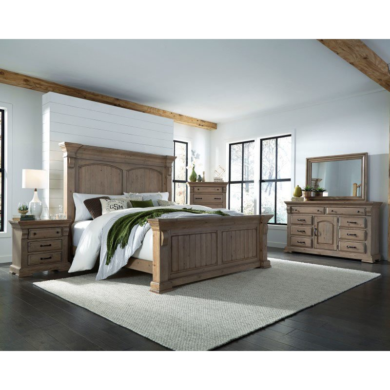 Progressive Furniture Everly Chest in Natural (B651-14)