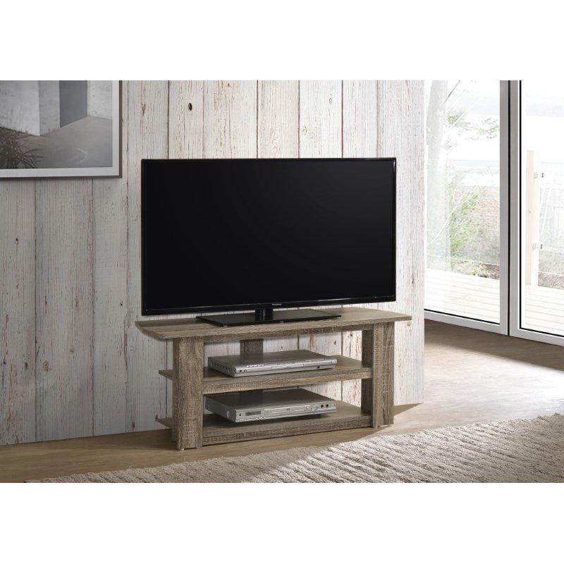Progressive Furniture Pheonix TV Stand in Desert Gray (I388-42)