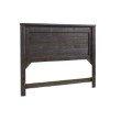 Progressive Furniture Wheaton Queen Heaboard only in Charcoal (B622-34)