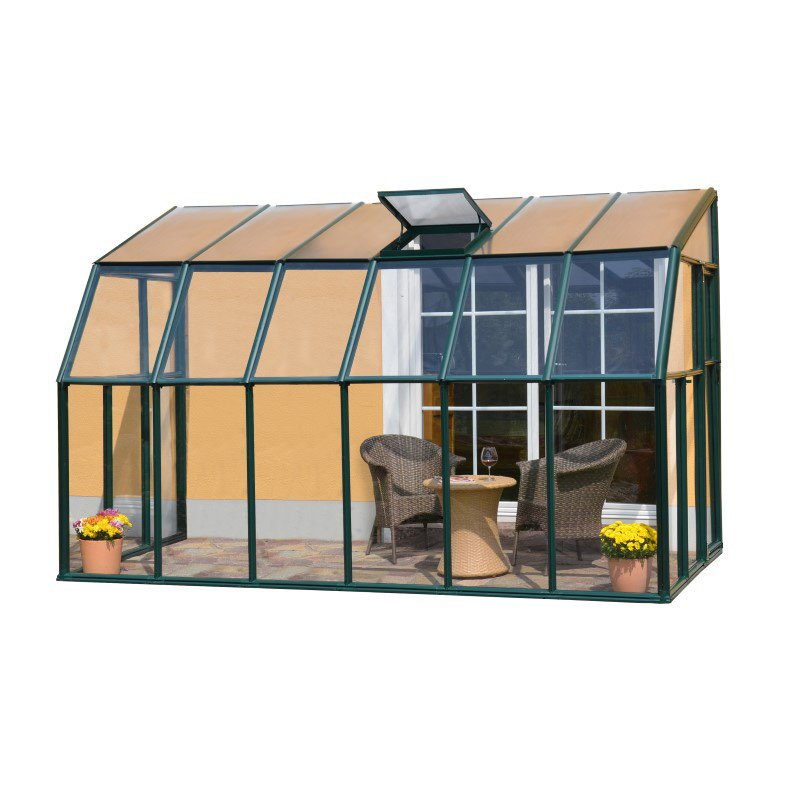 Rion Sun Lounge 2 - 6' x 12' Greenhouse