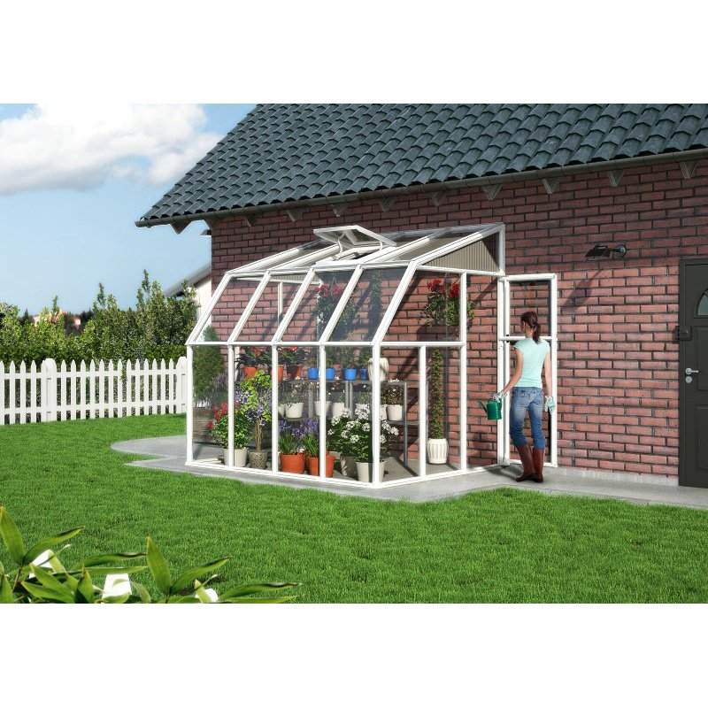 Rion Sun Room 2 - 6' x 8' Greenhouse