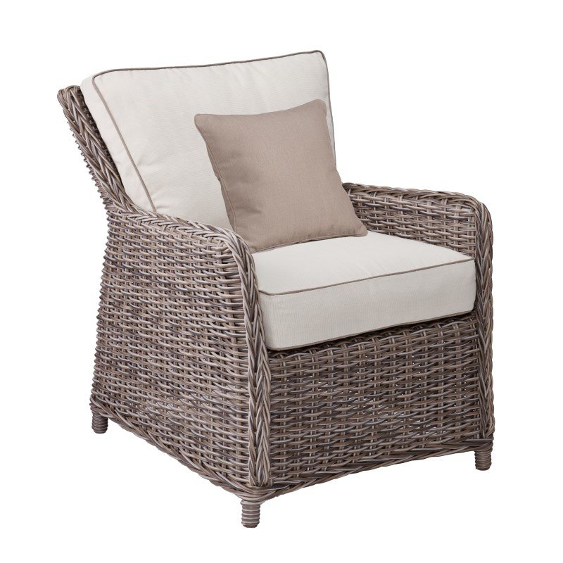 Southern Enterprises Avadi Outdoor Chairs 2-Piece Set