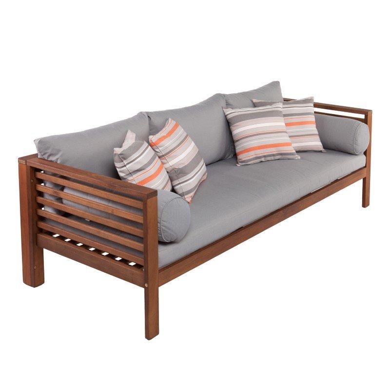 Southern Enterprises Delaney Outdoor Sofa
