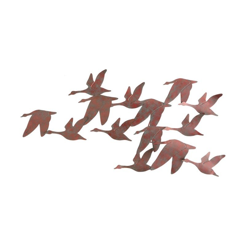 Southern Enterprises Flock of Geese Wall Art