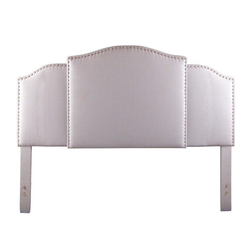 Southern Enterprises Hemlock Expandable Upholstered Headboard (Full/Queen/King)