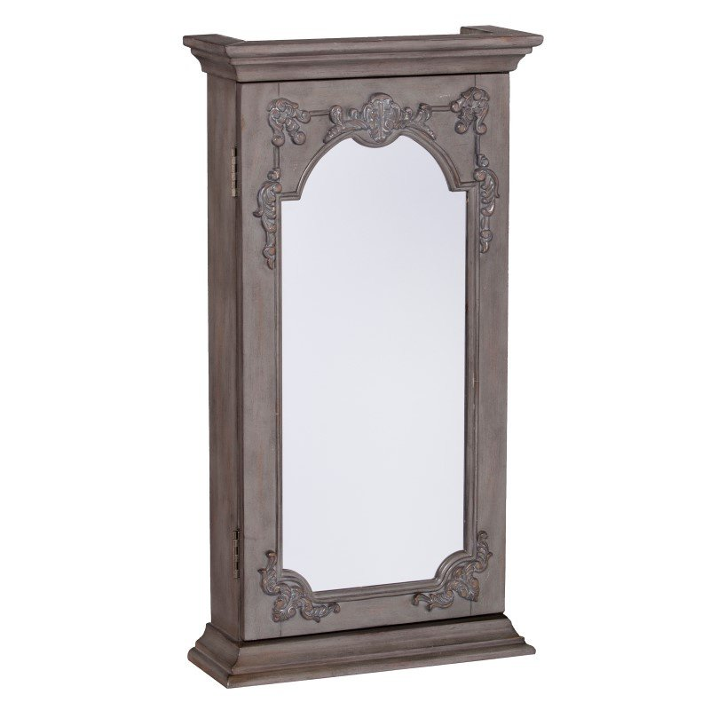Southern Enterprises Julia Wall Mount Jewelry Mirror