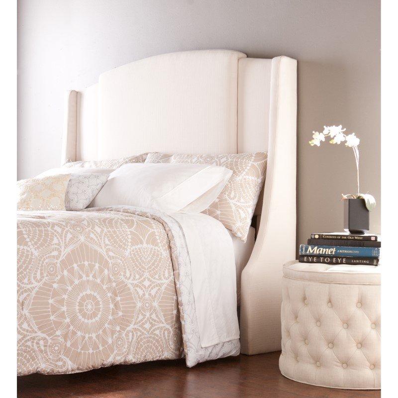 Southern Enterprises Kirkham Expandable Upholstered Headboard (for Full-Queen-King)
