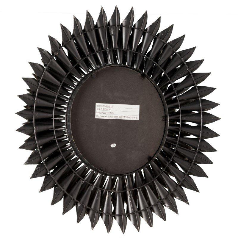 Southern Enterprises Leandro Round Decorative Wall Mirror