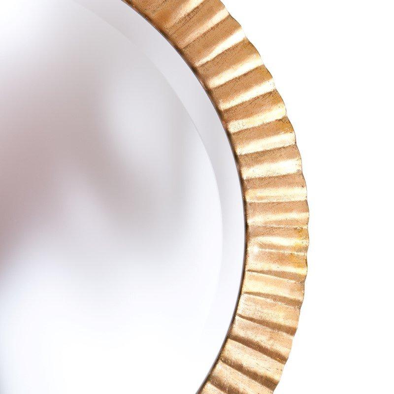 Southern Enterprises Lucerne Round Wall Mirror 3 Piece Set