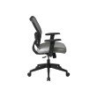 Space Seating Deluxe Chair with Shadow VeraFlex Back and VeraFlex Fabric Seat