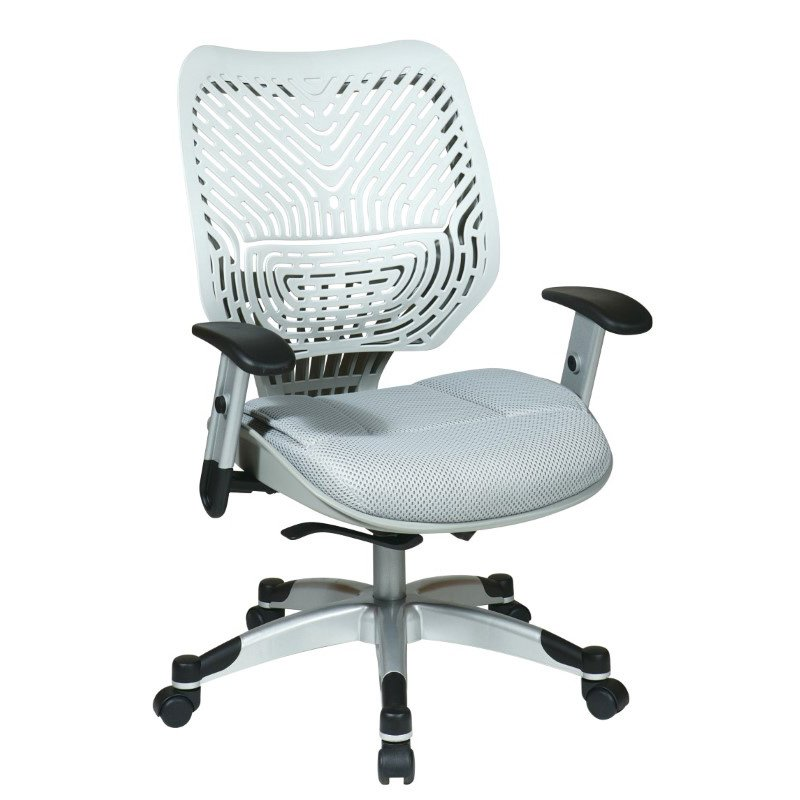 Space Seating Unique Self Adjusting Ice SpaceFlex Back and Shadow Mesh Seat Managers Chair