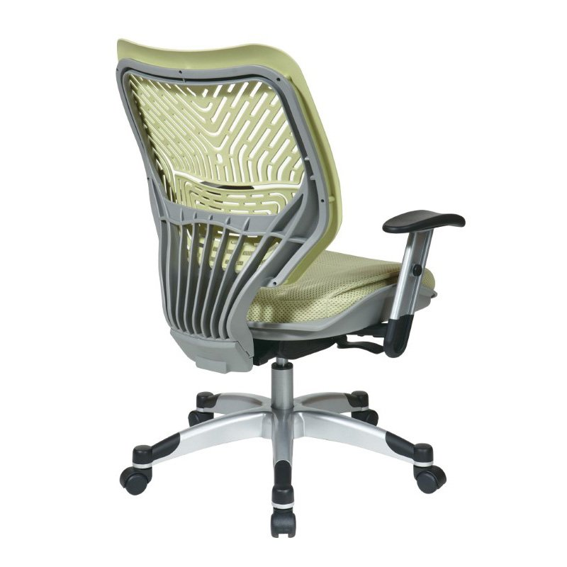 Space Seating Unique Self Adjusting Kiwi SpaceFlex Back and Raven Mesh Seat Managers Chair