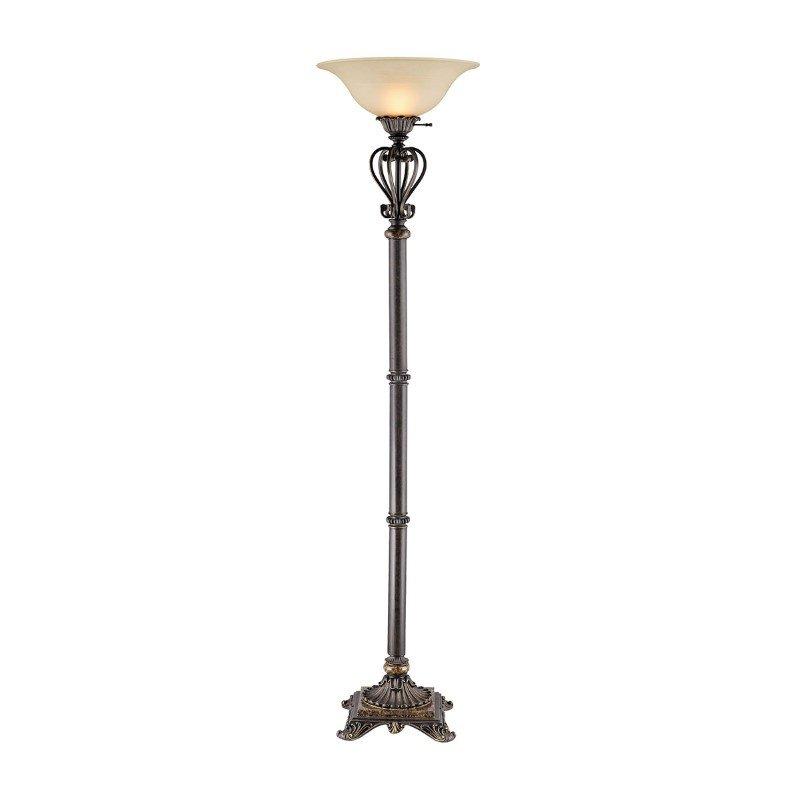 Stein World Lyon Torchiere Floor Lamp (97901)