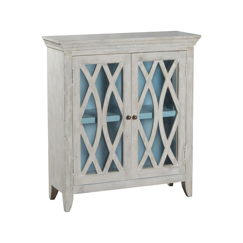Stein World Marigot 2-Door Accent Cabinet (13289)