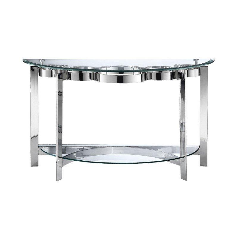 Stein World Mercury Demilune Sofa Table (410-032)
