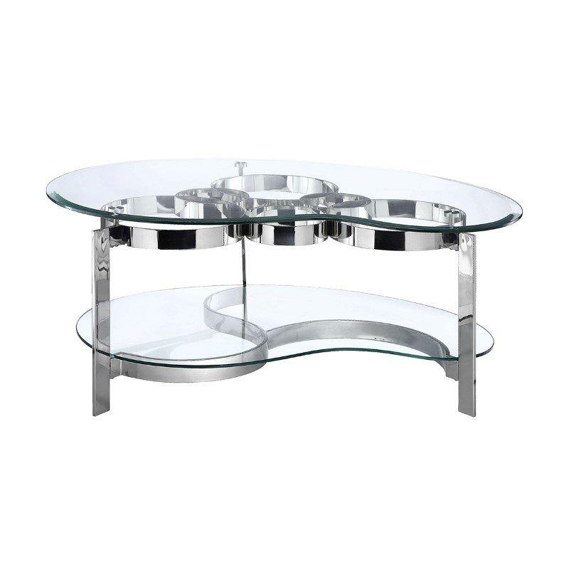 Stein World Mercury Freeform Cocktail Table (410-019)
