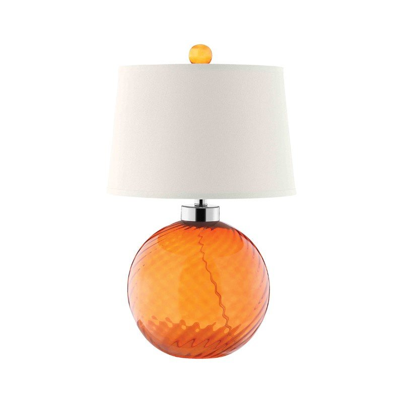Stein World Sarano Tangerine Table Lamp (99589)