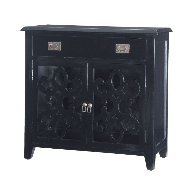 Sterling Industries Alsace Chest in Black