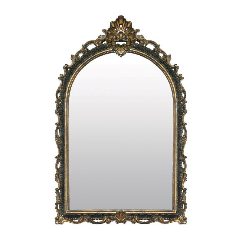 Sterling Industries Arched Acanthus Mirror