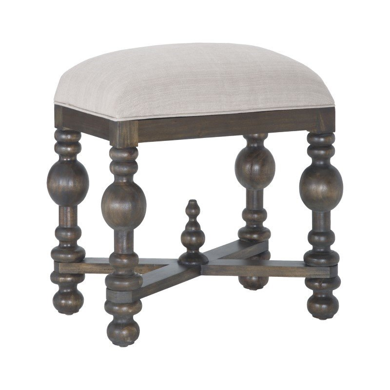 Sterling Industries Heathcliff Bench in Heritage Grey Stain
