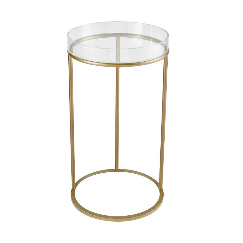 Sterling Industries Hyperion Round Accent Table (351-10287)