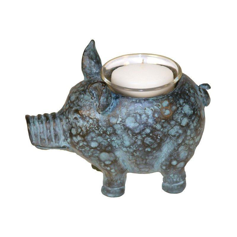 Sterling Industries Little Pig Votive Candle Holder