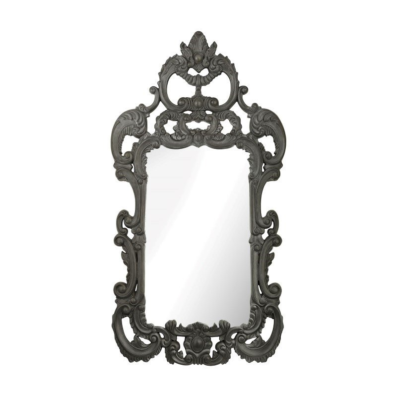Sterling Industries Rocco Mirror in Black Ash