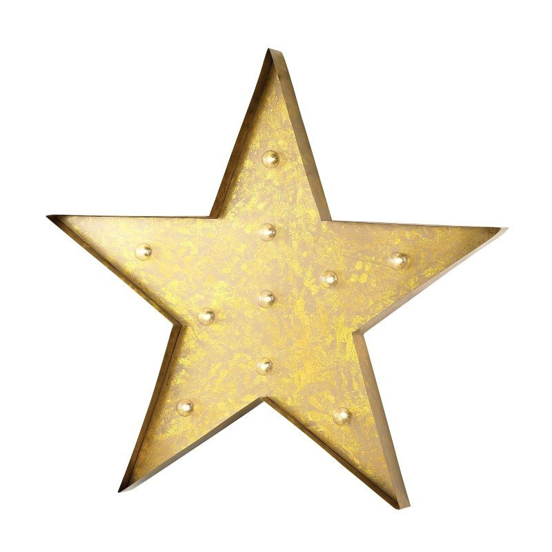 Sterling Industries Star Marquee Sign