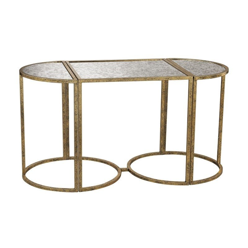 Sterling Industries Versailles Gold Accent Table