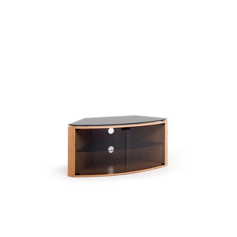 Techlink Bench Corner+ Light Oak TV Stand (B6LO)