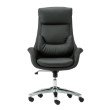 Techni Mobili Ergonomic Home Office Chair with Lumbar Support (RTA-1007-BK)
